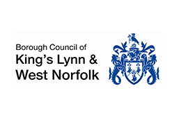 Borough Council of King�s Lynn and West Norfolk Logo